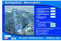 Sternstein Lifte Trail Map