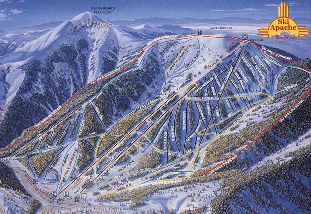 ski apache snow report | onthesnow