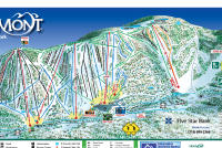 Holimont Ski Area Trail Map