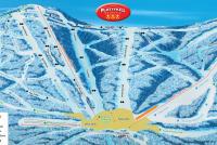 Plattekill Mountain Mappa piste