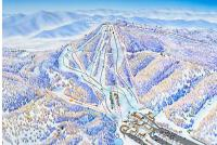 Beech Mountain Resort Piste Map