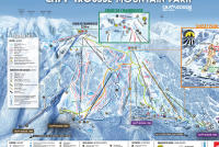Chamrousse Trail Map