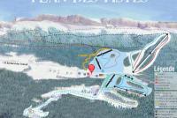 Col de Marcieu Mappa piste