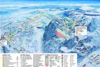 Kvitfjell Trail Map