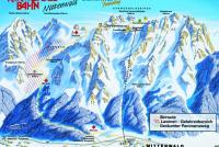 Dammkar - Karwendel Trail Map