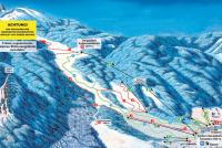Kolben - Oberammergau Mappa piste