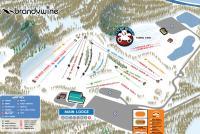 Brandywine Plan des pistes
