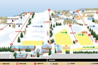 Snow Trails Trail Map