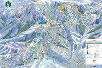 Deer Valley Resort Plan des pistes