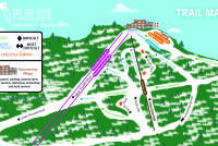 Ski Big Bear Mappa piste