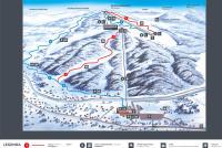 Szczawnica - Palenica Trail Map