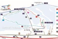 Ustroń - Czantoria Trail Map