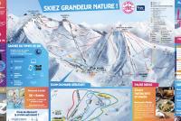 Luz Ardiden Trail Map