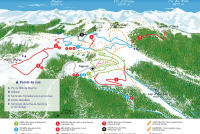 Nistos Trail Map
