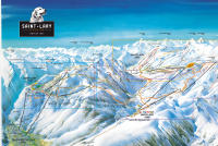 Saint Lary Soulan Trail Map
