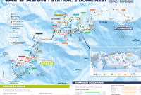 Val d'Azun Trail Map