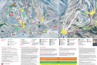 Tremblant Trail Map