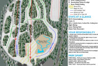 Yawgoo Valley Trail Map