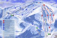 Arnsberg - Lift Piste Map
