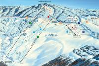 Olpe Fahlenscheid Piste Map