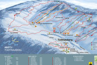 Todtnauberg Trail Map