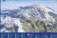 Kopaonik Trail Map