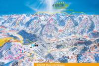 Schladming Dachstein - Stoderzinken Trail Map