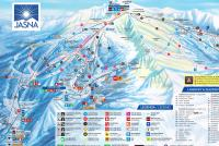 Jasna Trail Map