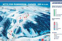 Mýto ski & fun Trail Map