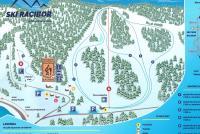Oravský Podzámok - Racibor Mappa piste