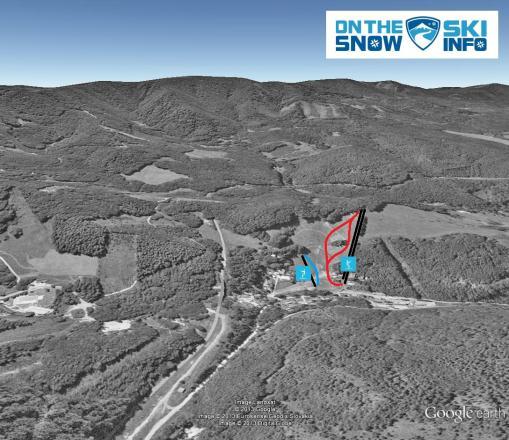 Ski TMG Remata Plan des pistes