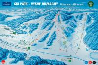 Vysne Ruzbachy Trail Map