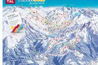 Hochoetz Mapa tras