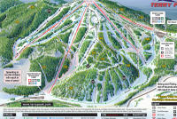 Terry Peak Ski Area Mappa piste