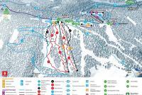 Gaberl - Stubalpe Piste Map