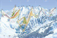 Baqueira - Beret Trail Map