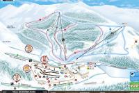Vall de Núria Trail Map