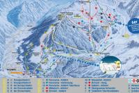 Stubaital - Schlick 2000 Trail Map