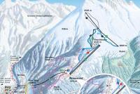 Rosswald - Brig Mappa piste