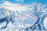 Kandersteg Trail Map