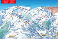 Laax Trail Map