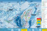 Leukerbad Trail Map