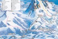 Moléson - Gruyères Trail Map