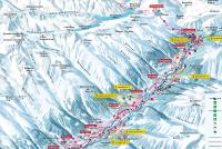 Obergoms Piste Map