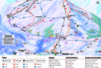 Savognin Trail Map