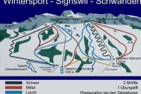 Schwanden - Sigriswil Trail Map