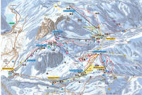 Mythenregion Mappa piste