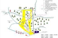 Ernstthal Mapa tras