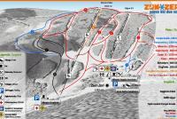 Zum Zeri Passo Due Santi Trail Map