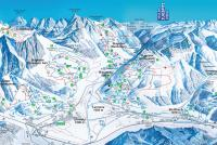 Tiroler Zugspitz Arena Trail Map